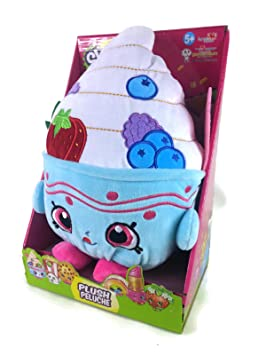 Shopkins Large 12u0026quot; Soft Plush Toy Yo Chi