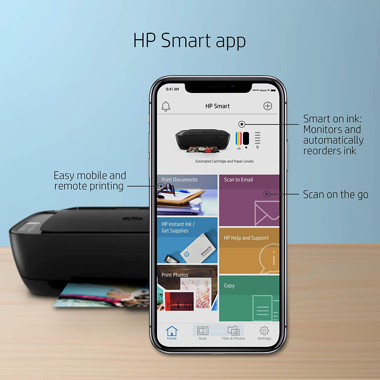 HP Deskjet 3639 Impresora Todo en uno inalámbrica (F5S43B): Amazon ...