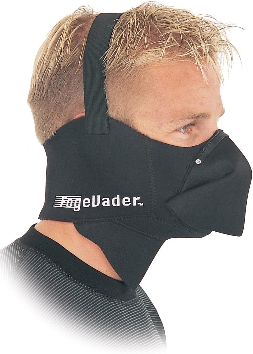 R.U. Outside - Fog Evader Breath Deflector face mask - Black - one Size fits All