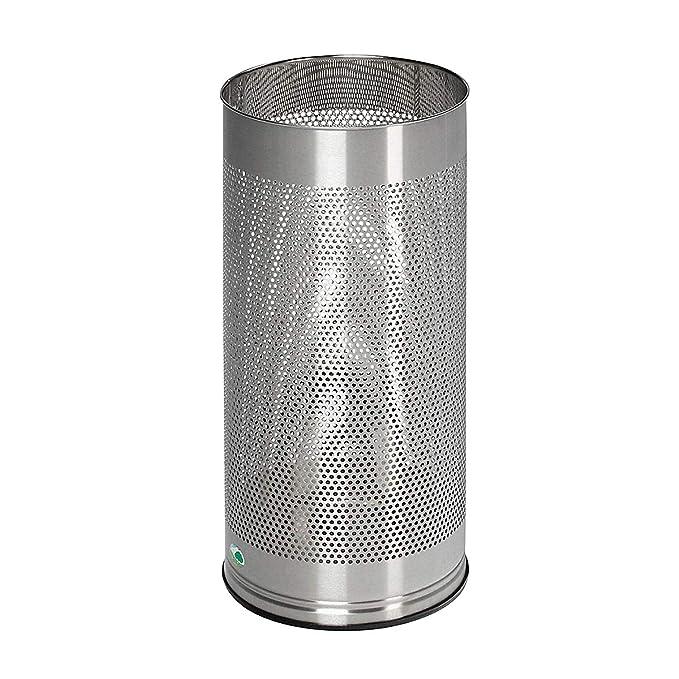 Paragüero de chapa perforada VAR en detalles en acero ...