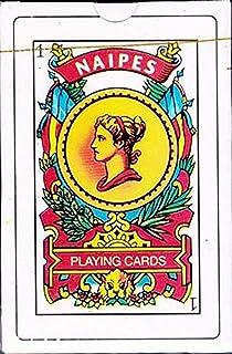 Amazon.com: Naipes Spanish Playing Cards: Sports & Outdoors