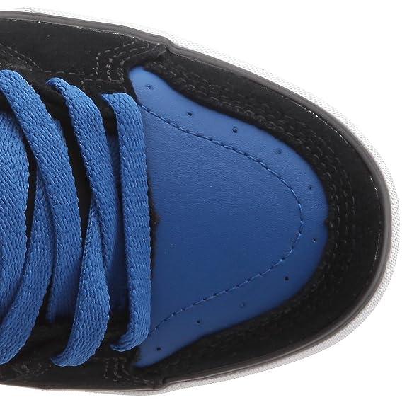 53e5cc782a Vans Men s Owens Hi Vulc MU black blue white VHH1Y8F 10 UK  Amazon.co.uk   Shoes   Bags