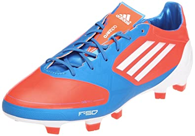 new product e686f 7f887 adidas F50 Adizero TRX FG (Red Blue) (7)