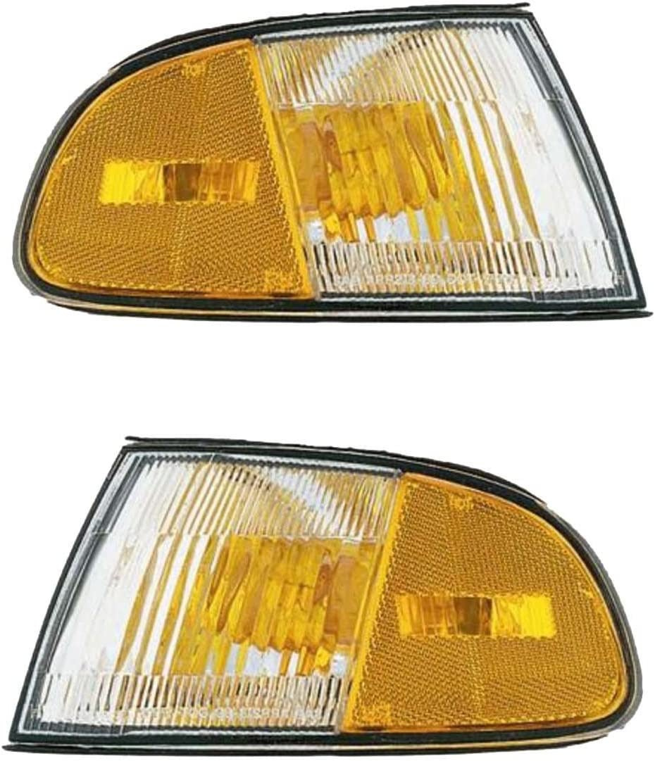 HONDA CIVIC 92 93 94 95 SIDE MARKER LIGHTS LAMPS NEW