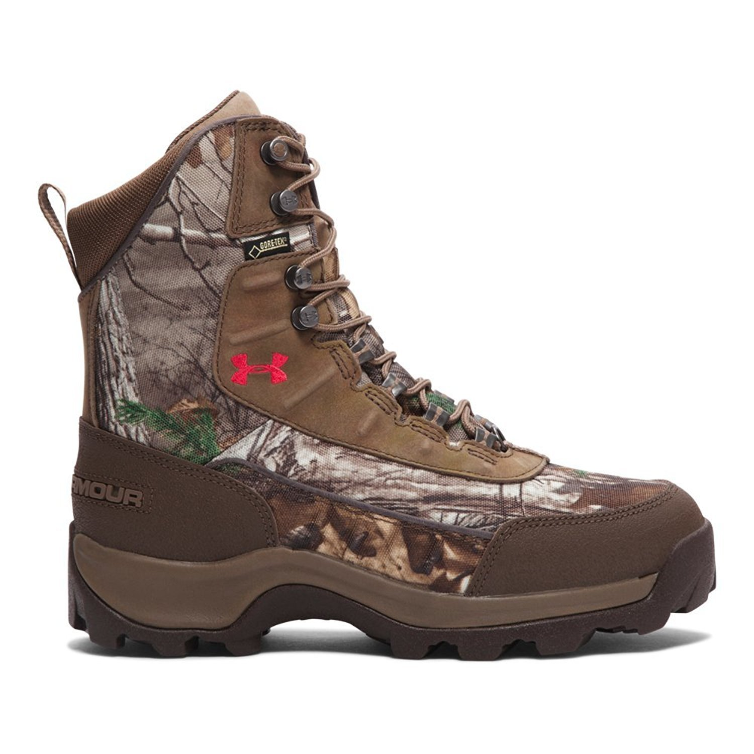 Under Armour UA Brow Tine 800 Boot - Women's Realtree AP-Xtra / Uniform / Perfection 7.5