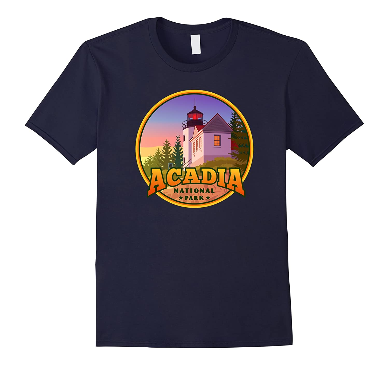 Acadia National Park T Shirt | Maine Shirt | National Park-Art