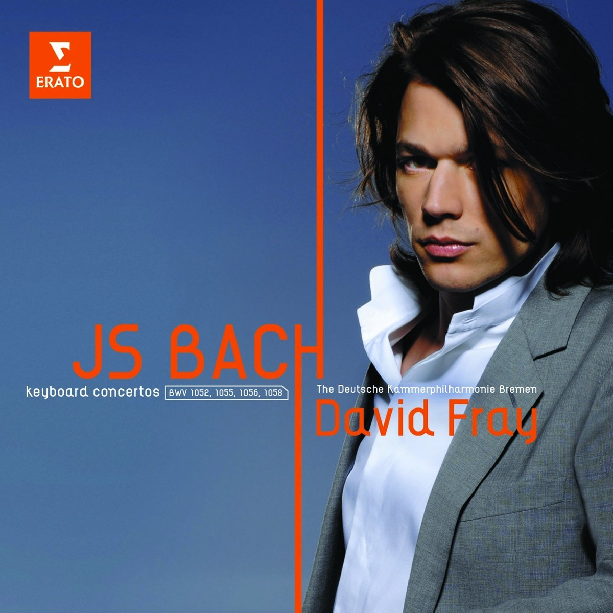 CD : David Fray - Piano Concertos (CD)