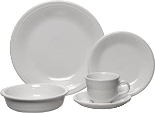 product image for Fiesta 5-Piece Place Setting, White