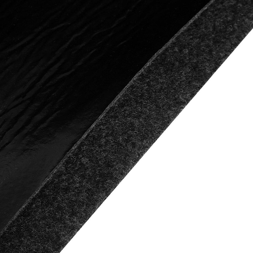 GOTOTOP BBQ Floor Protective Mat Fireproof Heat ResistantGas Grill Splatter MatBackyard Floor Protective Rug Outdoor Deck Patio Gas Grill Mat by GOTOTOP (Image #6)