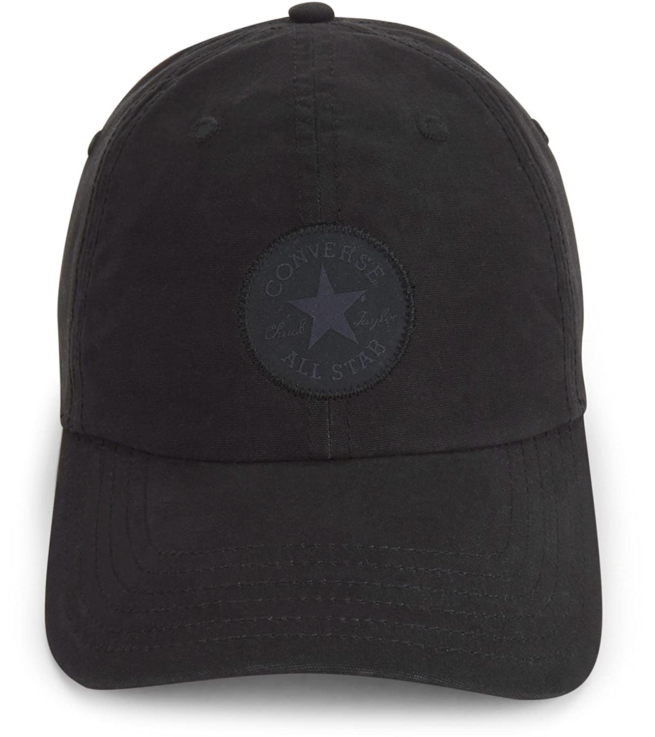 Converse Mens//Womens Monotone Adjustable Strapback Baseball Cap