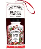 Poo-Pourri Secret Santa Ornament, 2oz bottle