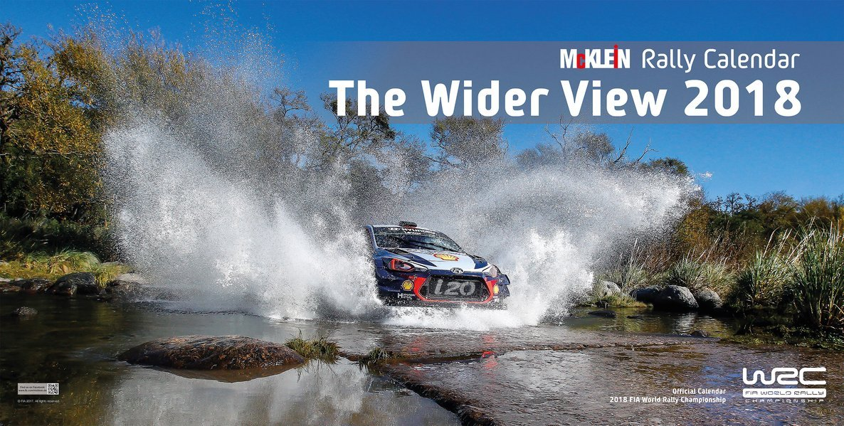 McKlein Rally: The Wider View 2018 by Klein, Reinhard