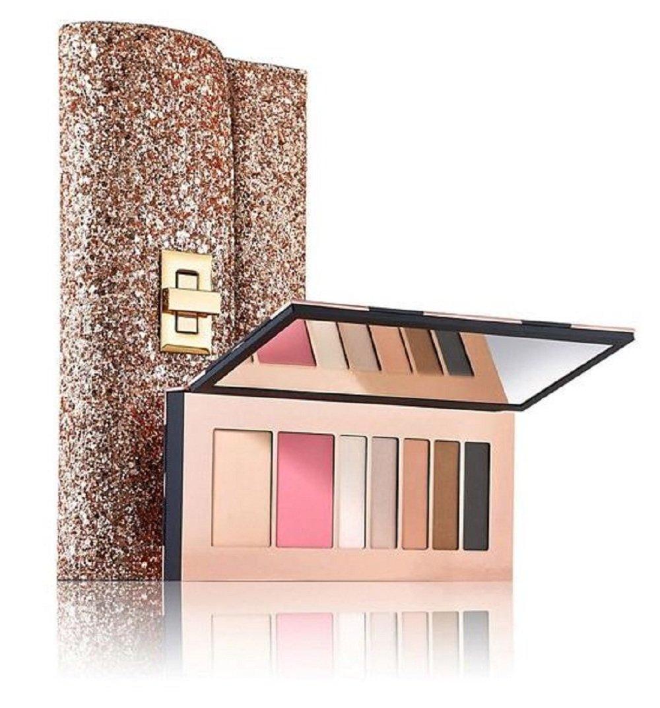 Estée Lauder - Set de regalo de Navidad listo para regalar, set de regalo, para ella, caja de regalo, nueva, nueva llegada, rosa frío, sombra de ojos
