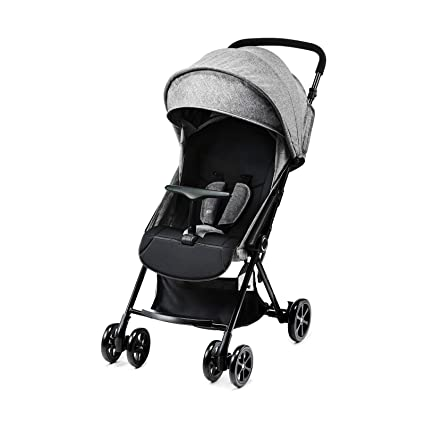 Kinderkraft Lite UP silla de paseo plegable gris
