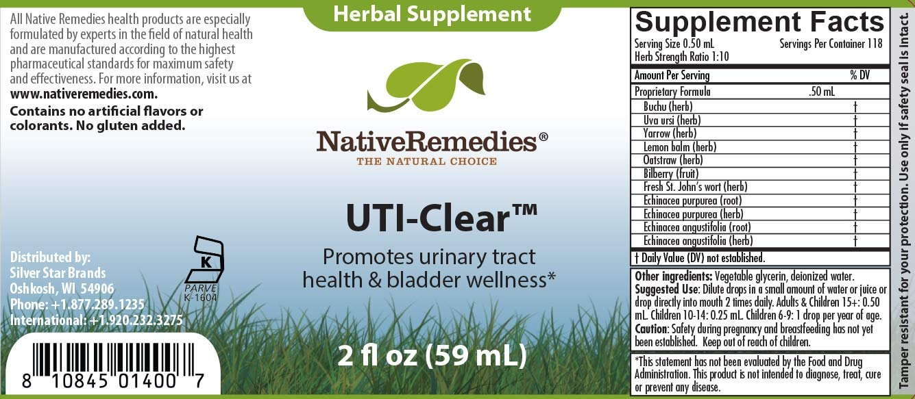 352225 Native Remedies® Urinary Health ComboPack by Native Remedies