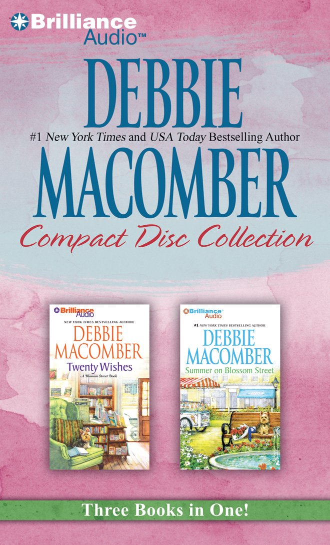 Debbie Macomber CD Collection Blossom