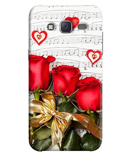 new product 6db21 a87d9 FurnishFantasy Mobile Back Cover for Samsung Galaxy J7: Amazon.in ...