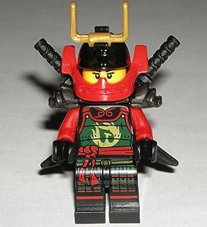 Amazon.com: LEGO Ninjago Minifigura Nya Samurai X hembra ...