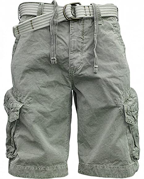 2cfe60d6e30607 Jet Lag Cargo Shorts Take Off 3 Cement W31: Amazon.co.uk: Clothing