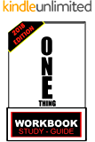 The One Thing:: 66 Day Workbook (Entrepreneur Workshop 1)