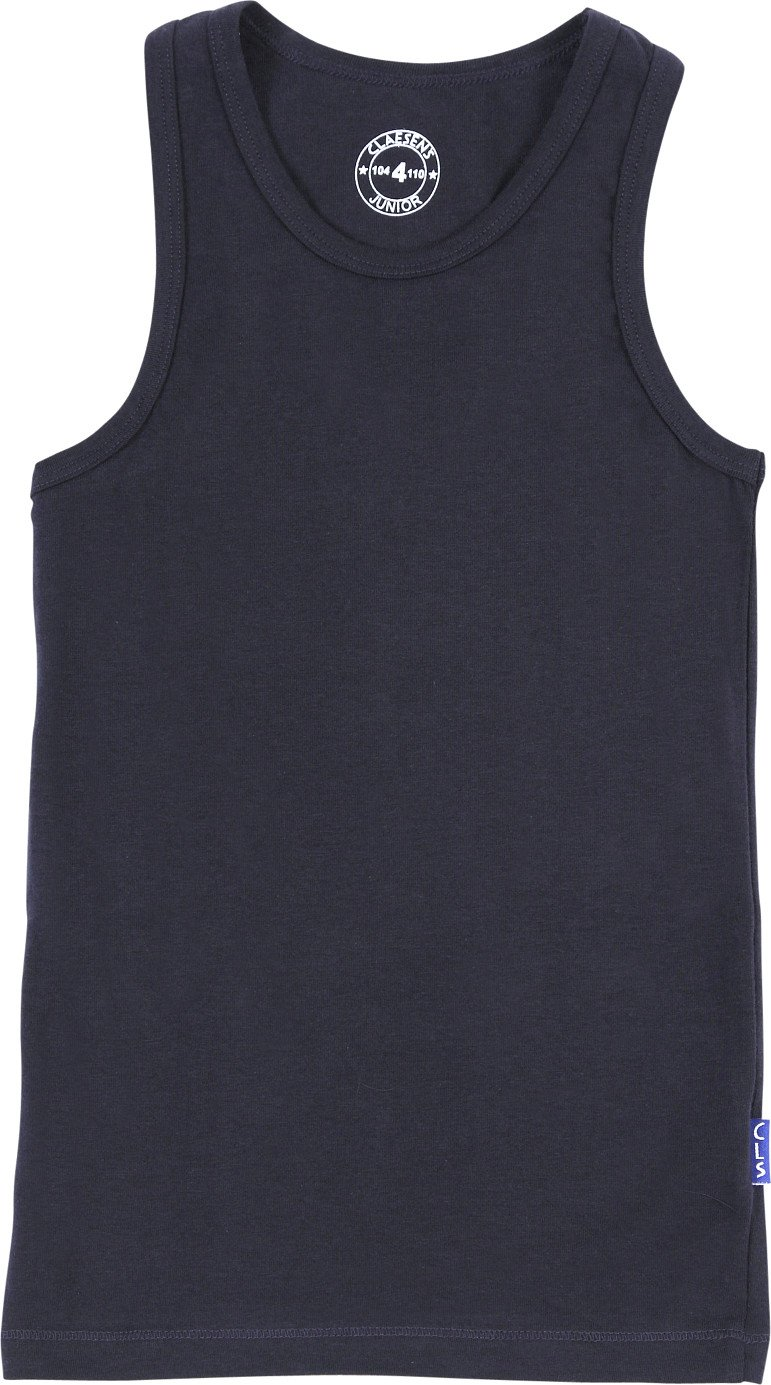 Claesen's Boys CLN 150 Singlet Striped Vest Top Claesen's