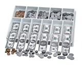 School Smart Money Kit, Bills and Coins with 12