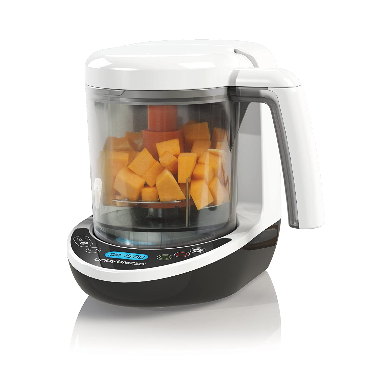 Baby Brezza BRZ00141 Baby Food Maker Complete, White
