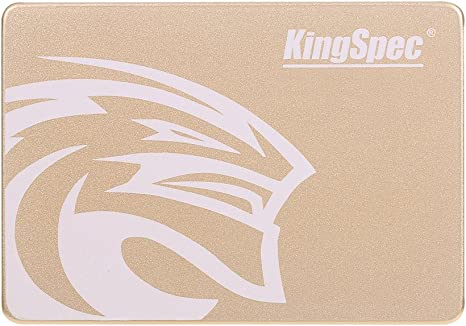 KingSpec – Disco Duro SSD de 256 GB 2.5