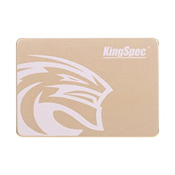 "KingSpec – Disco duro SSD de 256 GB 2.5 ""SATA III interna de estado"