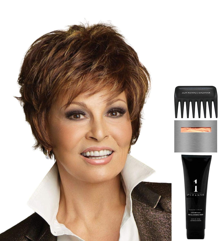 Bundle - 5 items: Miami Mall Sparkle Finally popular brand by Christy's Raquel Welch Wig Q Wigs