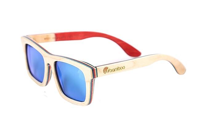 Gafas Bamboo - Gafas de sol HunterSkate de skate reciclado ...