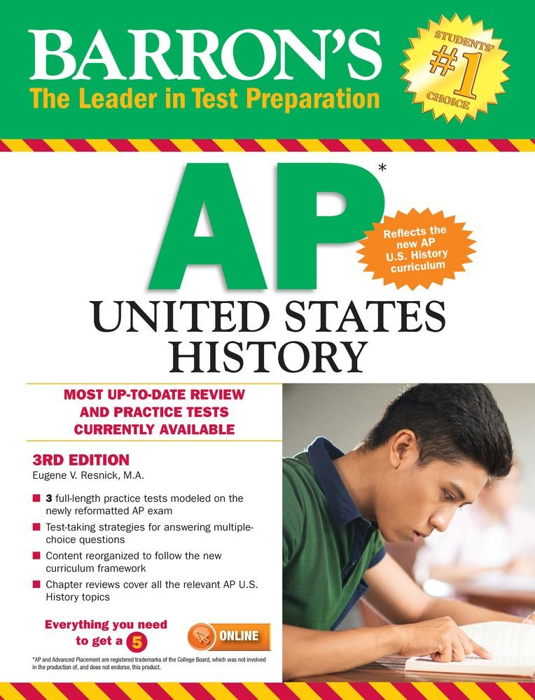ap u s history chapter35 You can register for the ap us history exam by contacting your guidance counselor or ap coordinator if your school doesn't administer the exam, contact the advanced placement program for a listing of schools in your area that do.