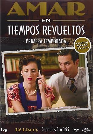 Amar En Tiempos Revueltos - 1ª Temporada [DVD]: Amazon.es: Manuel ...