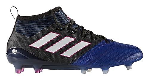 detailed look a2727 4324c adidas Ace 17.1 Primeknit, para los Zapatos de Entrenamiento de Fútbol para  Hombre, Negro
