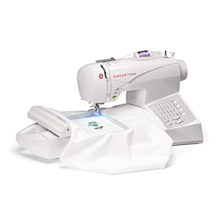 Amazon Singer CE40 Futura Sewing And Embroidery Machine Unique Singer Sewing Machine Embroidery
