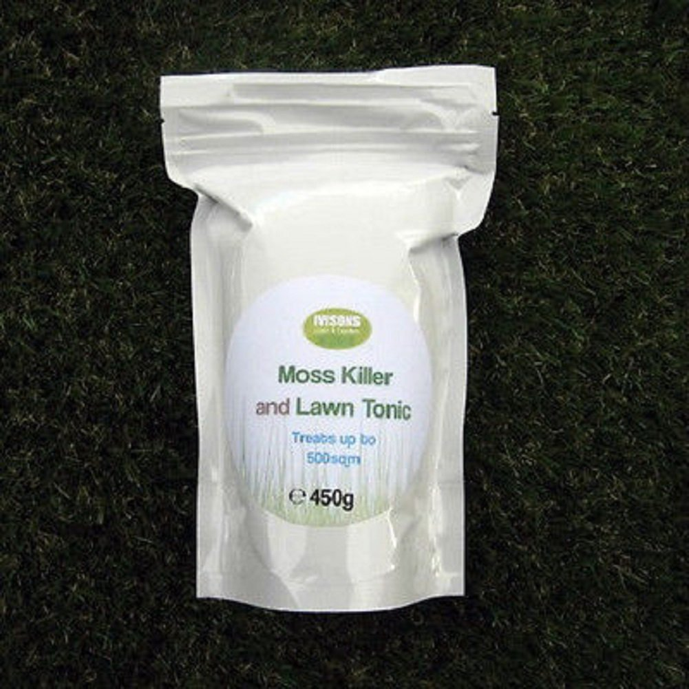 Ivisons Moss Killer & Lawn Tonic Worm Cast Clear As Used By The Professionals Various Pack Sizes New (4.5kg)