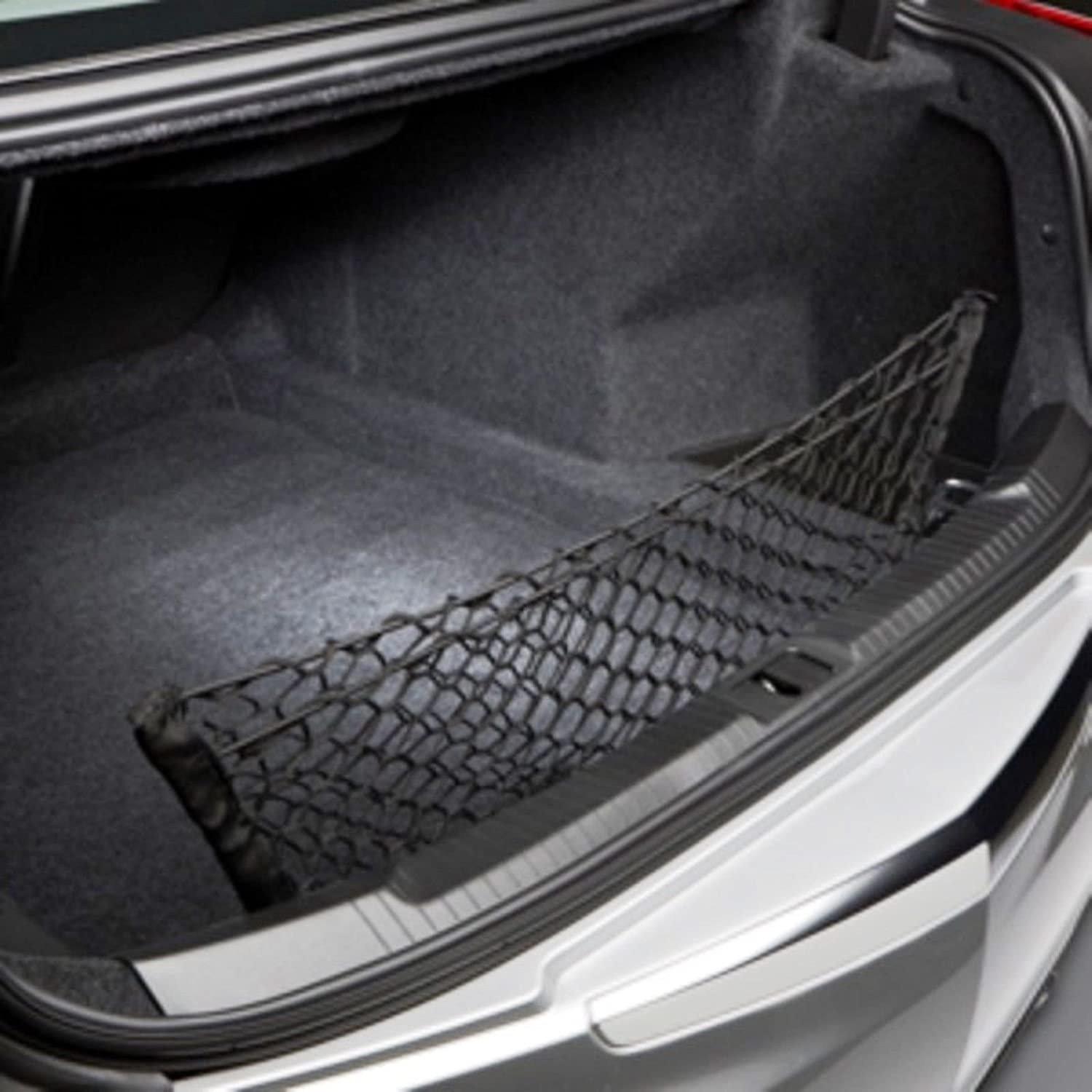 Envelope Style Trunk Cargo Net for Ford Fusion 2013 14 15 2016 2017 2018 2019 Trunknets Inc 2013-2018