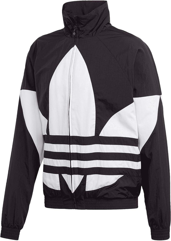 adidas Originals Jacket Big Trefoil WB Black