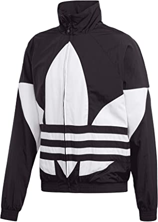 Adidas Big Trefoil Veste de survêtement Noir Medium