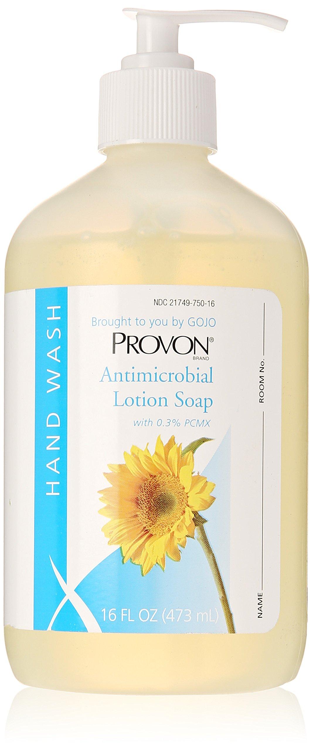 Provon Antimicrobial Lotion Soap - 16 oz Pump