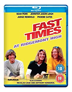 Fast Times at Ridgemont High [Reino Unido] [Blu-ray]