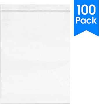 7 Sizes Avail. Clear View Magazine Mailer Shipping Plastic Envelope Bags 100