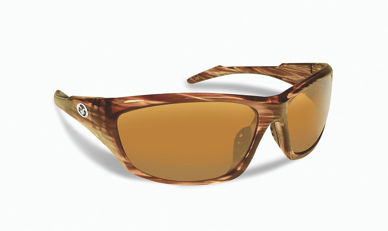 e9608b7c41 Amazon.com   Flying Fisherman St. Croix Polarized Sunglasses (Brown Walnut  Frame