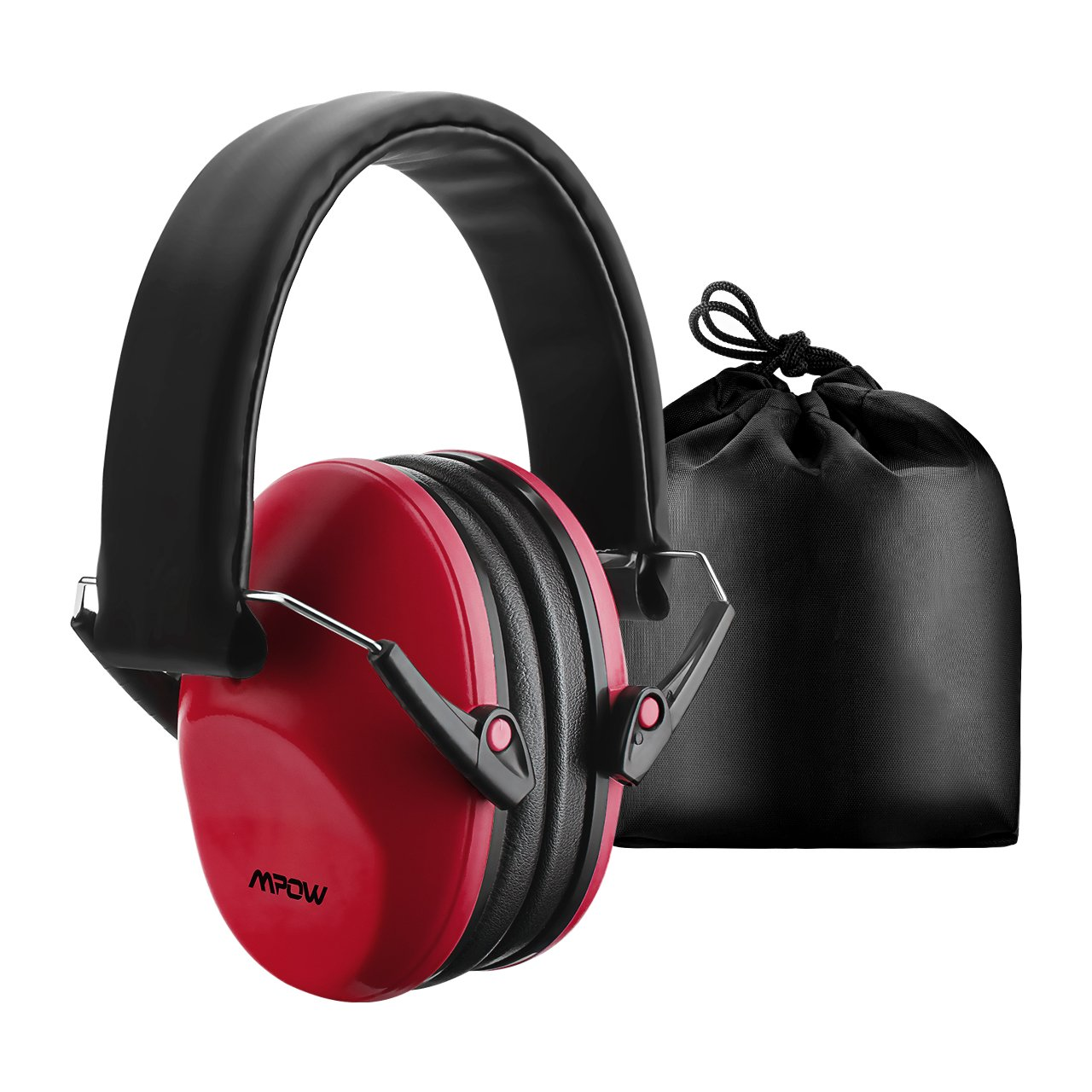 Ear Defenders Kids , Mpow SNR 29dB/NRR 25dB Noise Reduction Childrens Ear Defender with Soft Headband MPHP046AD
