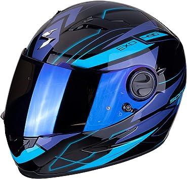 /285/ /66/ Scorpion 49/ /04 exo-490/Nova Black-Blue M