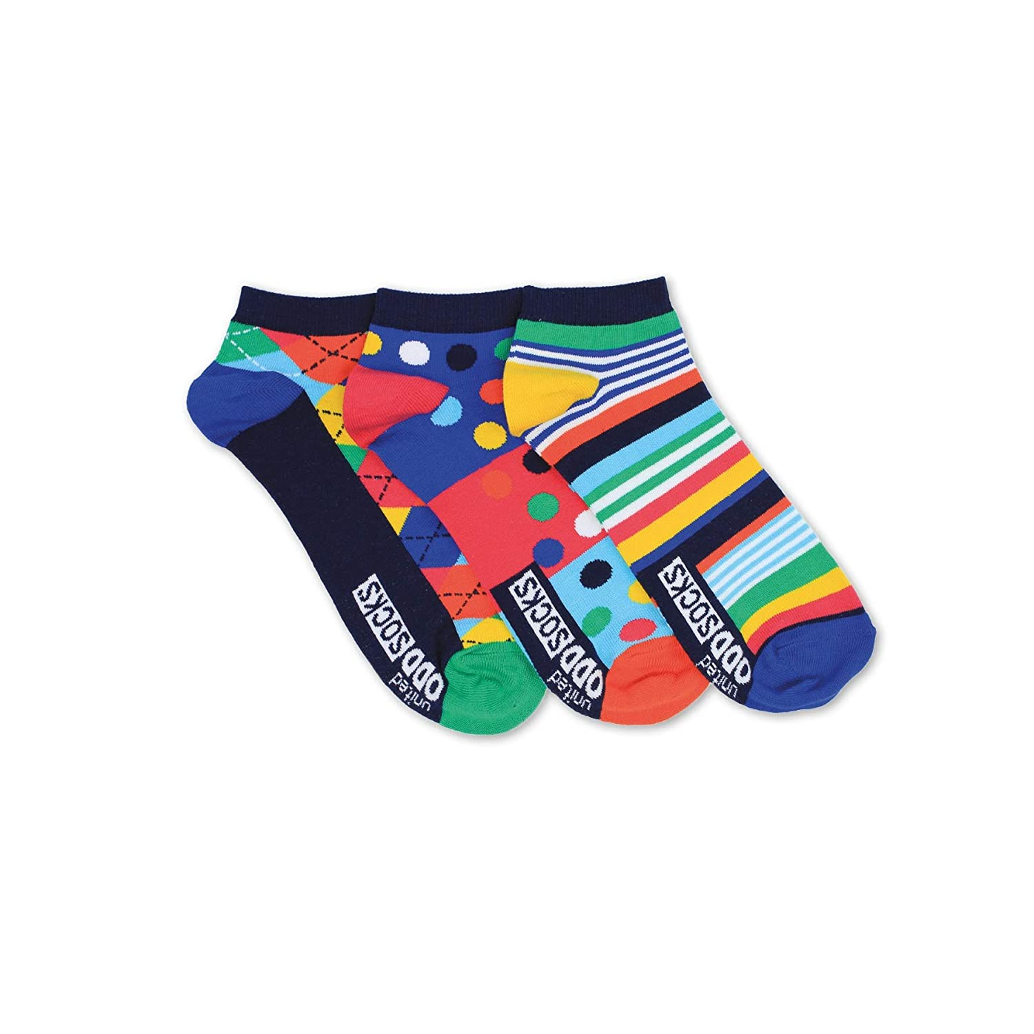 Calzini Uomo Multicolore multicolore 40-45 United Oddsocks