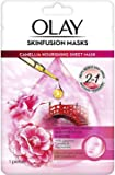 Olay Skinfusions Camellia Sheet Mask, 37 g