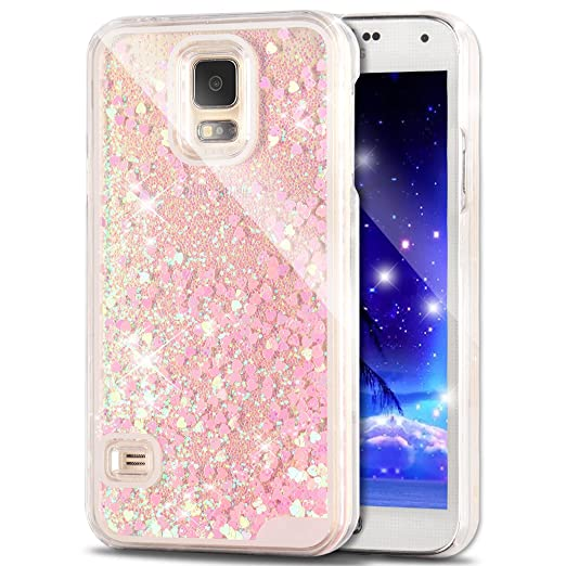 Amazon.com: Galaxy S5 funda Samsung Galaxy S5 funda para ...