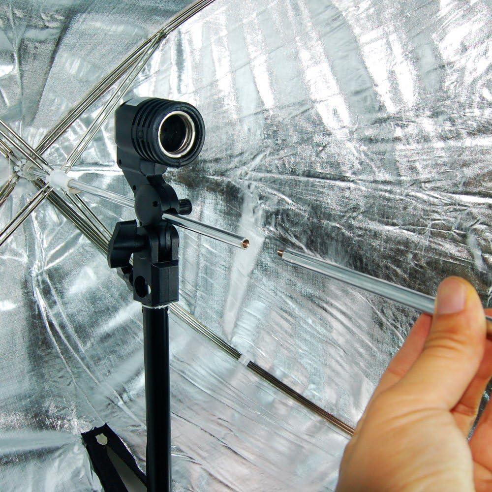 AGG1230 LimoStudio Photo Studio 28x28 Photography Umbrella Softbox Reflector Speedlight for Studio Lighting