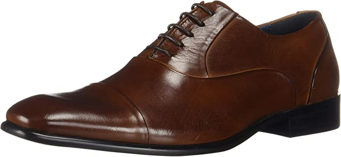 tierra principal Gama de Centrar  Steve Madden Mens JONEZ Uniform Dress Shoes: Amazon.ca: Shoes & Handbags